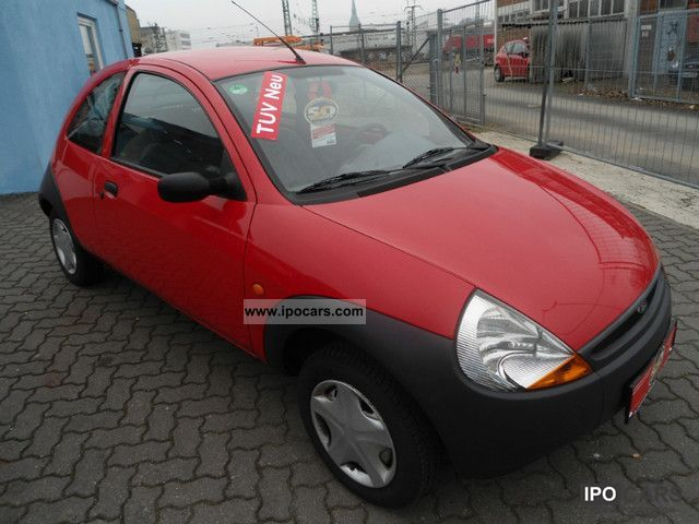 1997 Ford  Ka TUV first NEW HAND Small Car Used vehicle photo