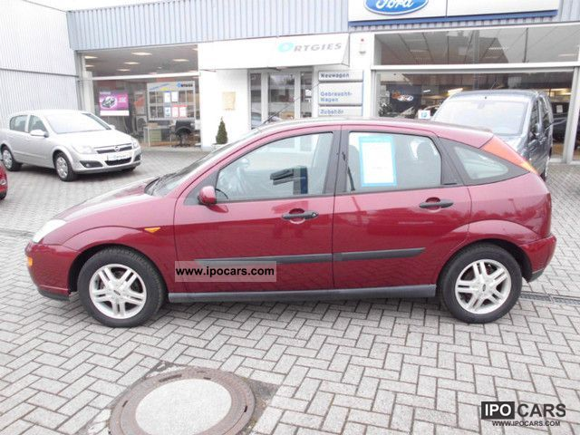 2002 Ford  Focus 1.8 Trend Other Used vehicle photo