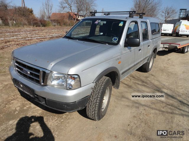 2003 Ford  Ranger Pick-up 4x4 Other Used vehicle photo