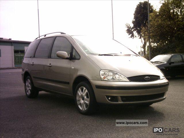 2002 Ford  Galaxy V6 Aut. Ghia Van / Minibus Used vehicle photo