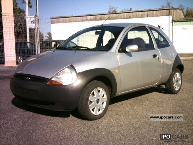 2005 Ford  Viva Ka X Small Car Used vehicle photo