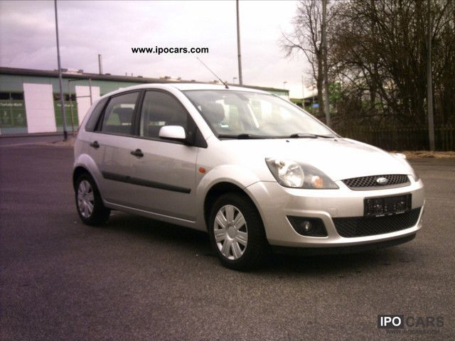 2007 Ford  Fiesta 1.4 Connection Small Car Used vehicle photo