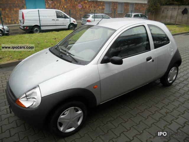 2000 Ford  Ka 1.3i 1.Hand * TUV * new * Top Condition Small Car Used vehicle photo