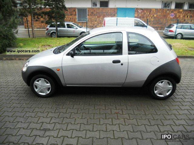 2000 ford ka 1 hand tuv new top condition car photo and specs. Black Bedroom Furniture Sets. Home Design Ideas
