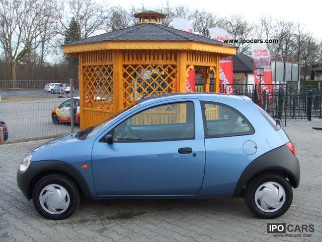2002 Ford  Ka 1.3 AIR, POWER, DEKRA TESTED. Small Car Used vehicle photo