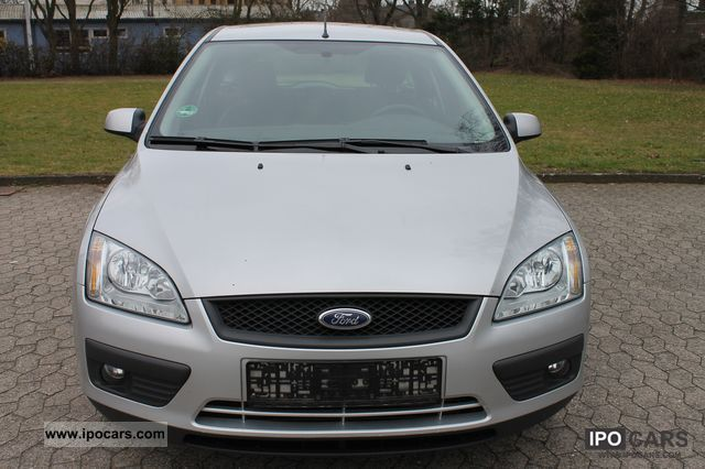 2007 Ford  Focus 1.6 TDCi DPF Estate Car Used vehicle photo