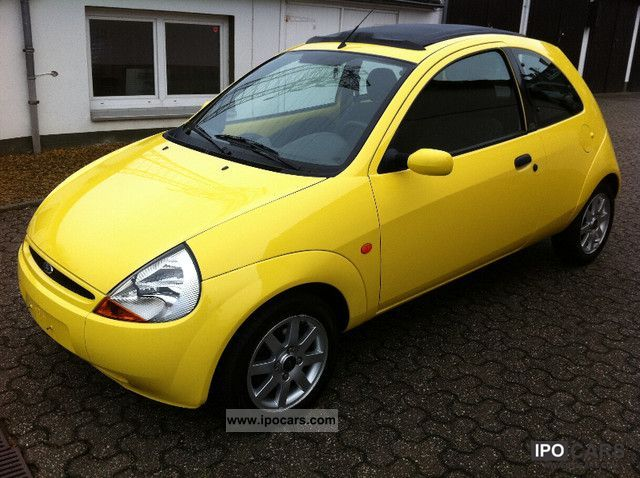 Ford Ka Futura Soft Top Air Garatie Small Car