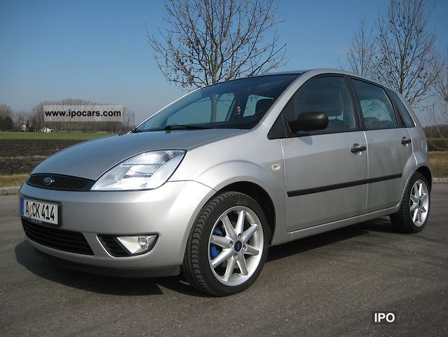 2005 ford fiesta 1 4 futura car photo and specs. Black Bedroom Furniture Sets. Home Design Ideas