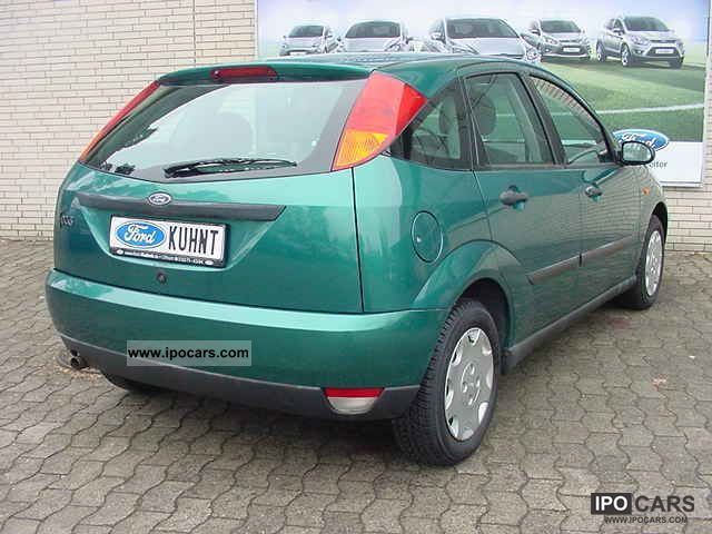 1999 Ford Focus Car Photo And Specs