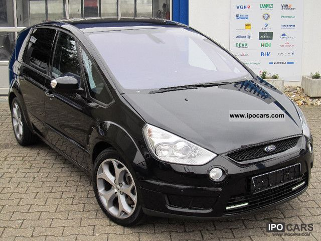Ford  S-Max 2.5 Titanium X Auto LPG gas / Navi / Panorama 2010 Liquefied Petroleum Gas Cars (LPG, GPL, propane) photo