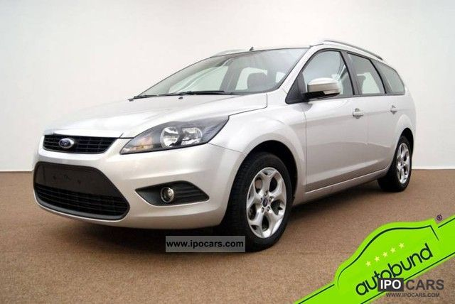 2011 Ford  Focus 1.6 TDCi DPF Facelift Estate Car Used vehicle photo