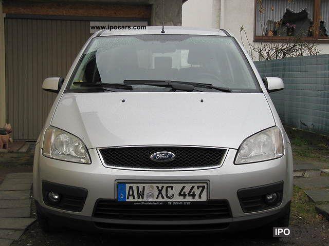 2003 Ford  Focus C-MAX 2.0 TDCi Trend Van / Minibus Used vehicle photo
