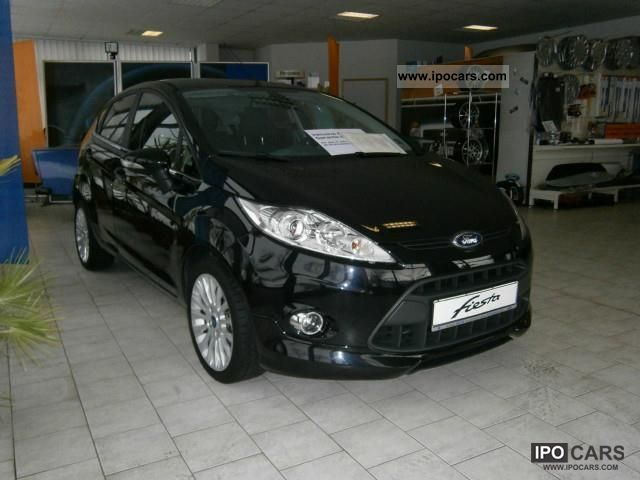 2011 Ford  Fiesta 1.4 Titanium Winter + Styling Pack Limousine Employee's Car photo