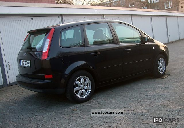 2006 ford c max car photo and specs. Black Bedroom Furniture Sets. Home Design Ideas
