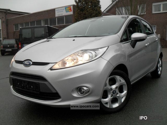 2008 Ford  Fiesta 1.25 Titanium / Service book Small Car Used vehicle photo