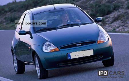 2002 Ford  Ka Futura including winter wheels! Small Car Used vehicle photo