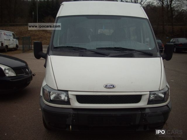 2003 Ford  FT 300 M TDE - 8 seats - 2.0 - few kilometers Van / Minibus Used vehicle photo