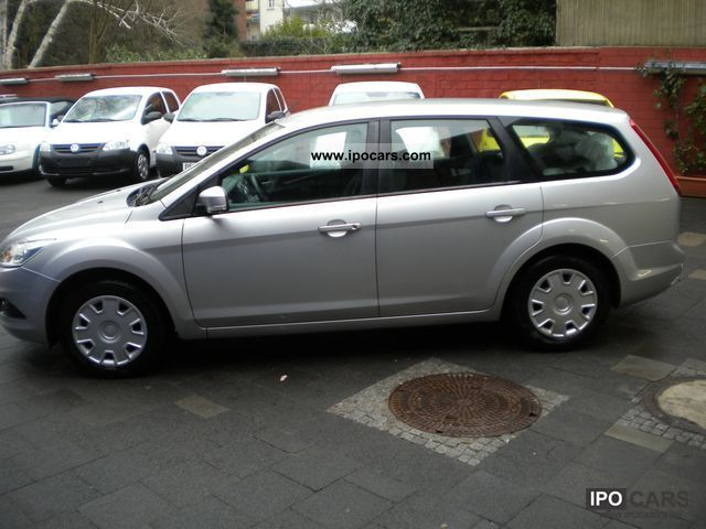2009 Ford  Focus 1.6 TDCi DPF Estate Car Used vehicle photo