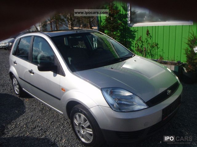 2002 Ford  Fiesta 1.4 TDCI Small Car Used vehicle photo