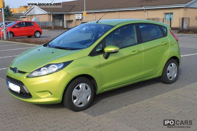 2009 Ford  Fiesta 1.25 Style Small Car Used vehicle photo