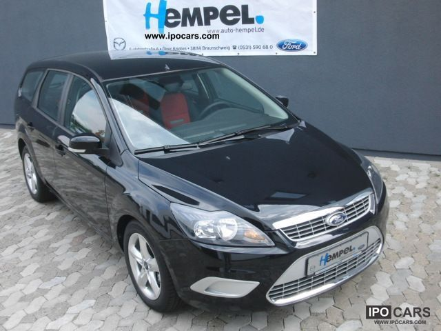 2010 Ford  Focus 1.6 Sport The conversion Hempel Sports -43% * Estate Car Used vehicle photo
