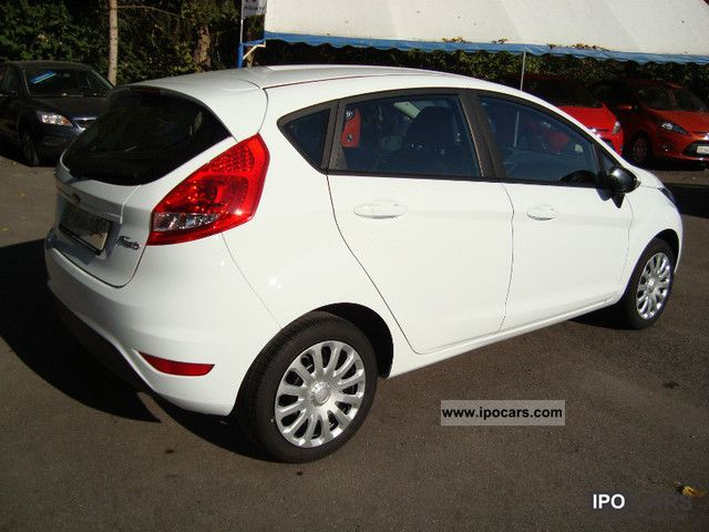 2011 ford fiesta m i 82ps trend climate cd new car car photo and specs. Black Bedroom Furniture Sets. Home Design Ideas