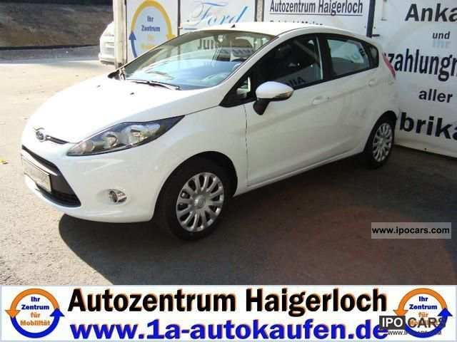 2012 Ford  Fiesta 1.25 m i/82PS trend. Climate / CD ** NEW CAR ** Small Car Used vehicle photo