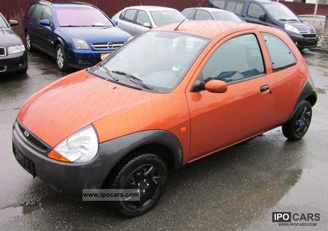 2003 Ford  Ka climate Small Car Used vehicle photo