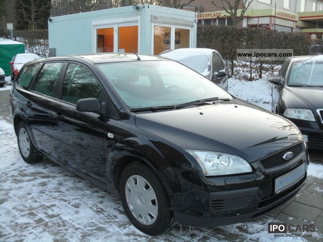 2006 Ford  Focus 1.6 TDCi, air + SHZ Estate Car Used vehicle photo