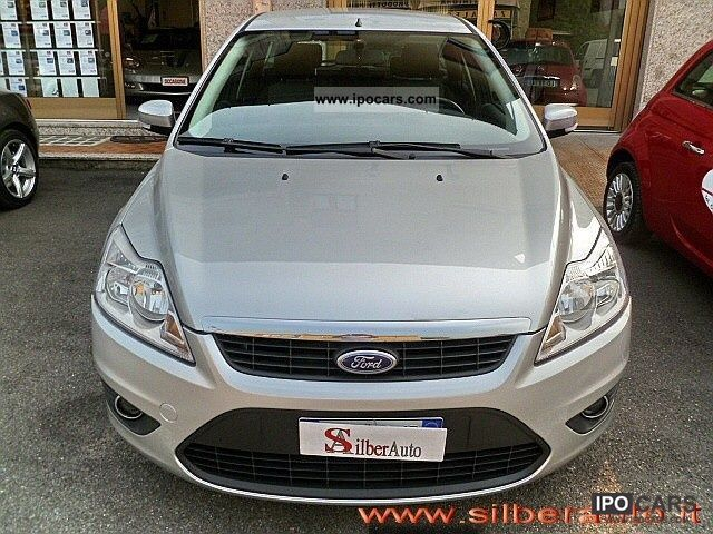 2009 Ford Focus Plus 1 6 Tdci 110cv Dpf Sw Car Photo