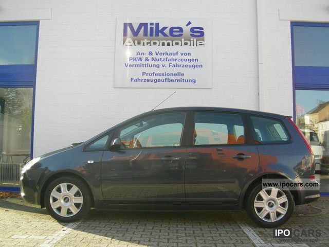 2008 Ford  C-MAX 1.6 Style Climate 2.Hand- Van / Minibus Used vehicle photo