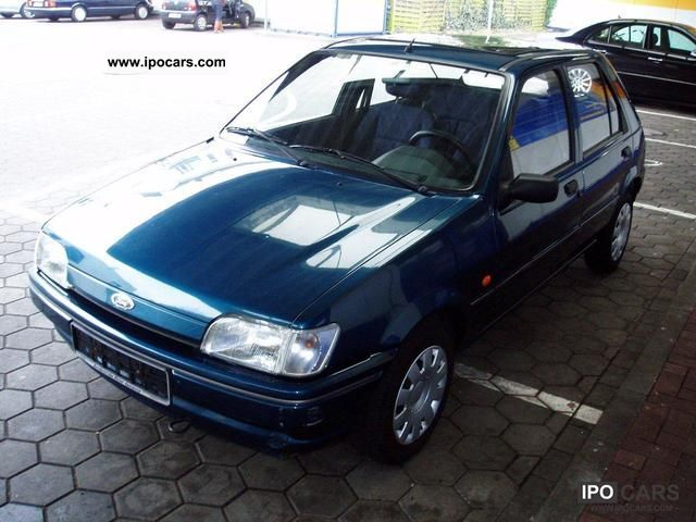 1994 Ford  Fiesta Fun Small Car Used vehicle photo