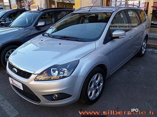 2011 Ford  Focus 1.6 TDCi (110cv) Ikon SW DPF Estate Car Used vehicle photo