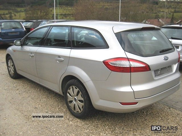 2008 ford mondeo 2 0 tdci trend car photo and specs. Black Bedroom Furniture Sets. Home Design Ideas