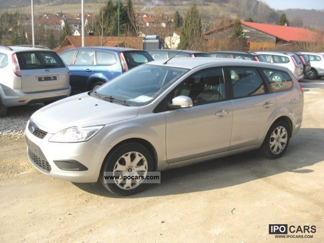 Ford  Focus Turnier 2.0 16V LPG Style 2008 Liquefied Petroleum Gas Cars (LPG, GPL, propane) photo