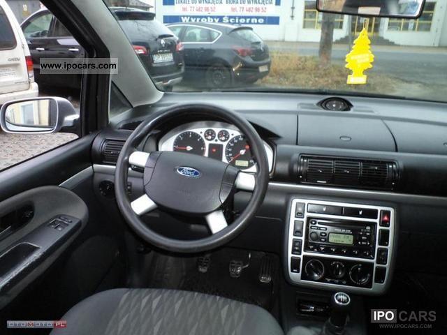 2002 Ford Galaxy 1 9 Tdi 6 Cio Biegowy Car Photo And Specs