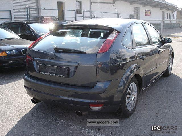 2008 ford focus 1 6 16v sport car photo and specs. Black Bedroom Furniture Sets. Home Design Ideas