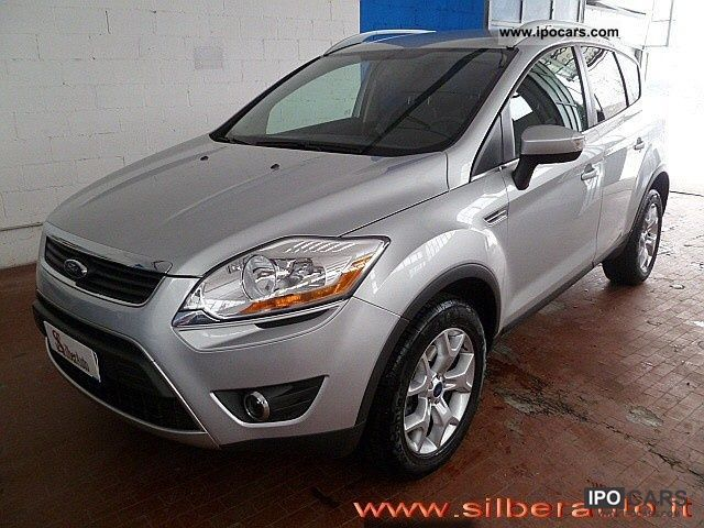 2011 Ford  Kuga 2.0 TDCi DPF 4WD 163CV Off-road Vehicle/Pickup Truck Used vehicle photo