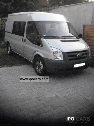 2007 Ford  FT 280 M TDCi truck Van / Minibus Used vehicle photo