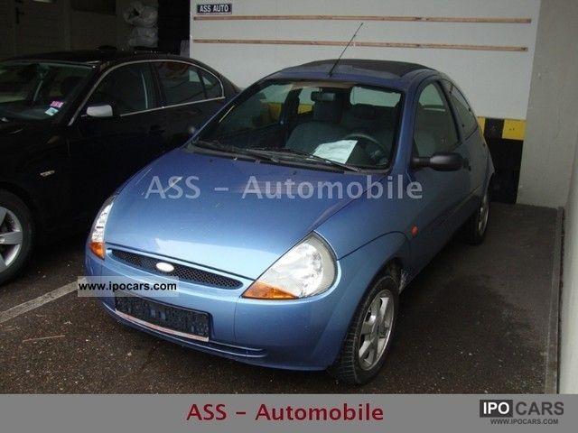 2002 Ford  Ka Finesse Small Car Used vehicle photo