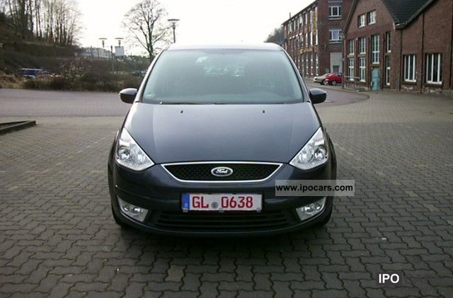 2006 Ford  Galaxy 2.0 TDCi, 7 seats, PDC., Navigation, air! Van / Minibus Used vehicle photo