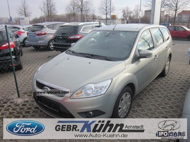 2008 Ford  Focus 1.6 Style - Sitzh, BFS, WR, 1.Hand, NSW Estate Car Used vehicle photo