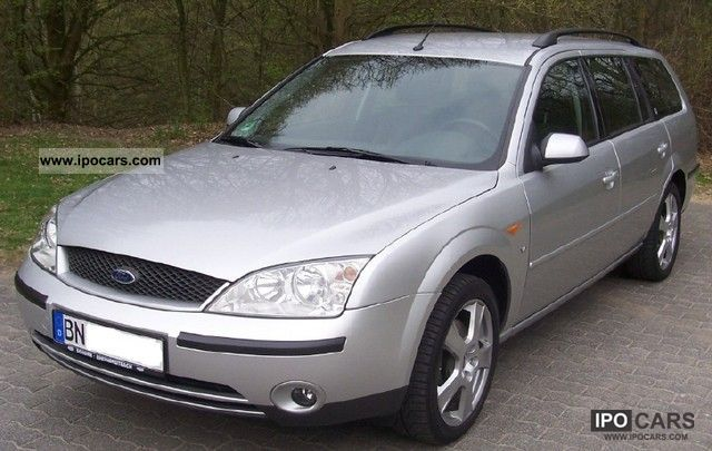 2003 ford mondeo 2 5 v6 ghia tournament car photo and specs. Black Bedroom Furniture Sets. Home Design Ideas