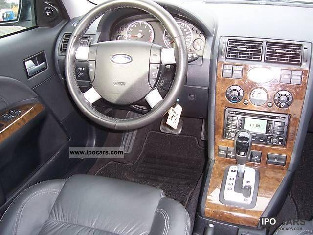 Ford Mondeo V Ghia Tournament Lgw on Fiat Ghia
