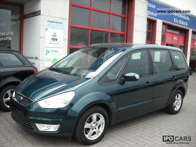 2008 Ford  Galaxy 2.0 TDCi DPF Navi-PDC-7-1-seater owned Van / Minibus Used vehicle photo