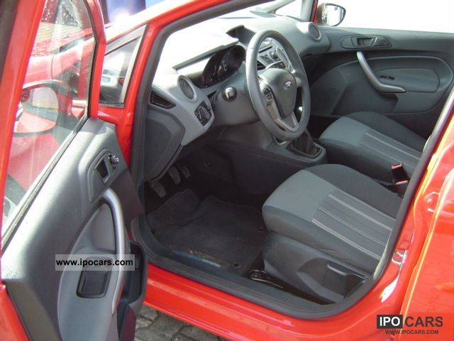 2009 ford fiesta 1 6 tdci ambiente car photo and specs. Black Bedroom Furniture Sets. Home Design Ideas