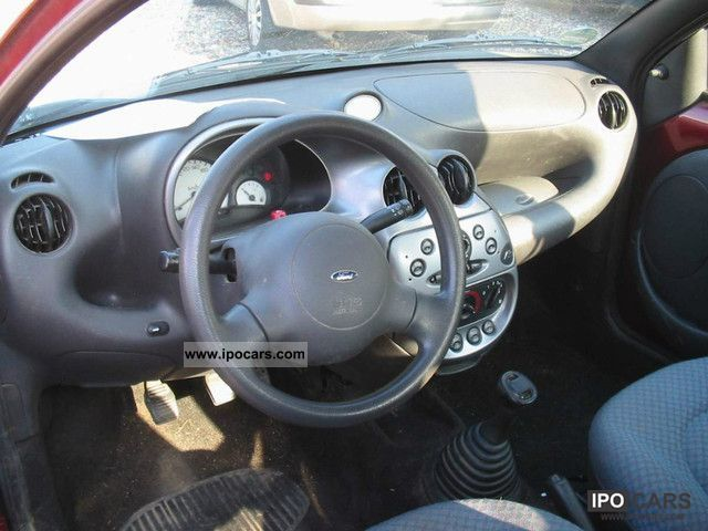 2001 ford ka fuel consumption for Interieur falcon 2000