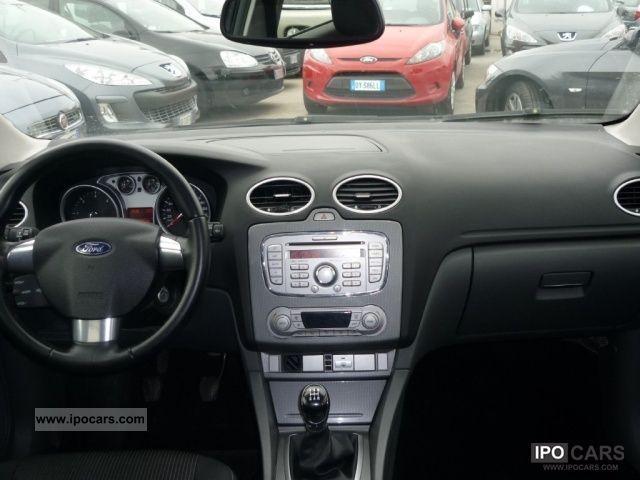 2008 Ford Focus 1 6 Tdci 110cv Dpf Sw Titus Car Photo