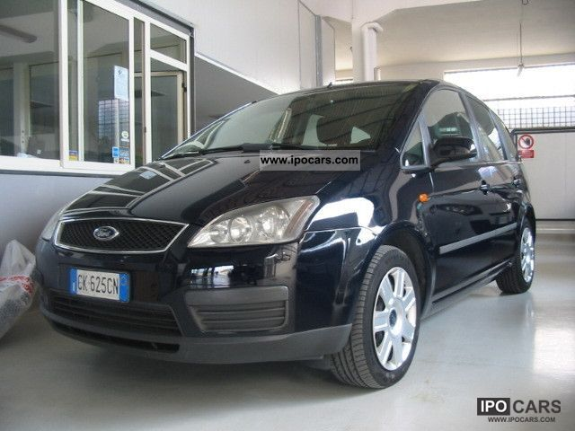 2004 ford c max 1 6 tdci car photo and specs. Black Bedroom Furniture Sets. Home Design Ideas