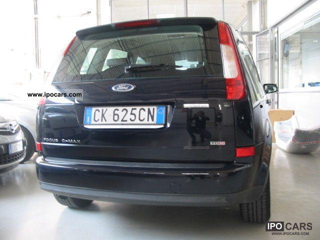 2004 ford c max 1 6 tdci car photo and specs. Black Bedroom Furniture Sets. Home Design Ideas